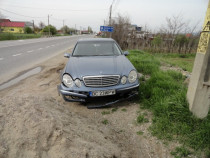 Mercedes e270 avariat sau schimb cu auto