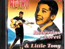 Retro The Best of Robertino Loreti & Little Tony