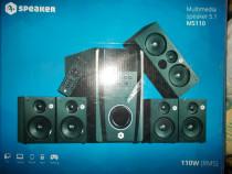 A+ MS110, Slot USB,SD,FM, 110W RMS, Germania, sistem audio