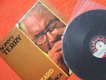 Vinil Sonny Terry - Wizard Of The Harmonica 1972 (Blues)
