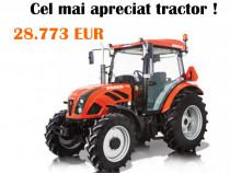 Tractor URSUS C-380 (75 CP) – cel mai apreciat de fermieri