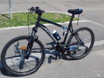 Bicicleta MTB BTWIN ,Cadru Aluminiu , Full Shimano Turney