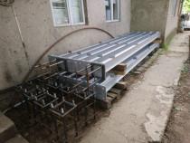 Stalpi pentru structura metalica