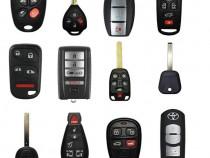 Deblocare auto - multiplicare chei auto