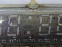 Vintage tub electronic afisaj 4 digiti fabricatie sovietica