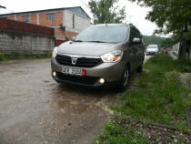 Dacia Lodgy 7 locuri Diese ful extras ieftin