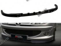 Prelungire splitter bara fata Peugeot 206 1998-2008 v1