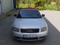 Audi a4 cabrio fiscal la zi variante auto