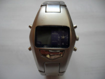 RONICA, Germania, ceas barbatesc, de mana, dual (quartz si
