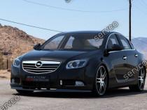 Prelungire splitter bara fata Opel Insignia MK1 08-13 v2