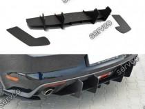 Prelungire splitter difuzor bara spate Ford Mustang MK6 v3