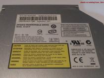 DVD Writer Lite-On DS-8A1P-021C, slim, negru, NETESTAT