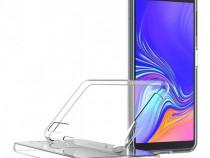 Samsung A20 A30 A40 A50 Husa 360 Plastic Clara Fata + Spate