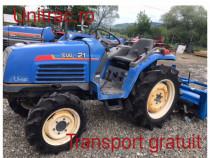 Tractoras tractor japonez Iseki sial 21 model nou