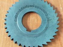 Freza disc - D.ext 75 x 4 mm (d.int 26 mm)