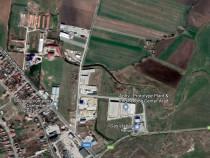 Teren Arad (Zona Industriala Nord) 2ha