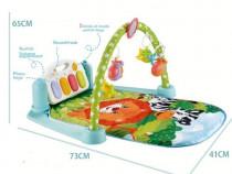 Saltea de joaca muzicala centru de activitati bebelusi copii