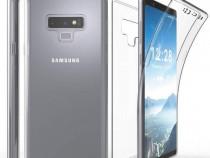 Samsung Note 8 9 - Husa 360 Slim Din Plastic Fata Spate Late