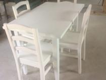 Set masa+scaune pt bucătărie
