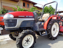 Tractor japonez yanmar 22 cp