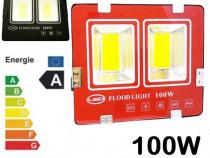 Proiector LED 100w Slim Gradina 100 w Exterior Proiectoare