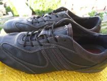 Pantofii piele Geox Respira,mar 46, (29.5 cm)