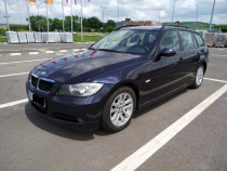 BMW 320d, E91, an 2008, navigatie,177CP