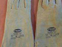 Mănuși de protecție piele pentru Autogen brener sudor Lăcătu