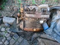 Motor david brown buldoexcavator case 580