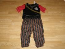 Costum carnaval serbare pirat 4-5-6 ani
