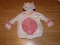 Costum carnaval serbare animal pisica 1-2 ani