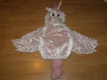 Costum carnaval serbare animal unicorn ponei 2-3 ani