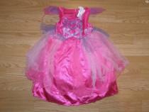Costum carnaval serbare rochie barbie floare 2-3 ani