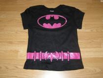 Costum carnaval serbare batman batwoman 9-10 ani