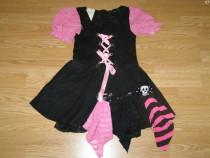 Costum carnaval serbare pirata 12-13-14 ani
