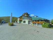 Restaurant, parcare pentru TIR-uri, cazare, benzinarie peDN7