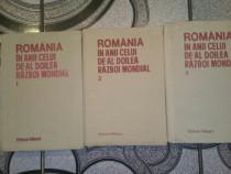 3 volume romania in anii celui de-al doilea razboi mondial