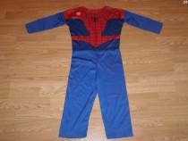 Costum carnaval serbare spiderman 4-5 ani