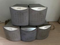 5 Boxe Sateliti Difuzoare 35W 6Ω sistem 5.1 JVC SP-XA30