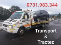 Tractari/Transport/Autostrada A1/Lugoj/Faget/Margina/Cosava