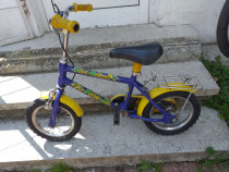 Bicicletă copii germană roti 12