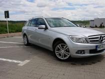 Mercedes Benz C220 Blue Efficienty