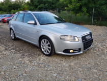 Audi A4 S-Line 170.CP An 2008 Diesel 2.0 full option