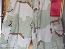Pantaloni scurți camuflaj, gen army