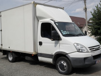 Iveco Daily 35c15 cu lift CLIMA - an 2008, 3.0 diesel