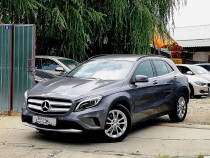 Mercedes-benz gla 200cdi 4matic 136cp / finantare garantata