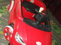 Mașinuță electrică pentru copii Audi cabrio.