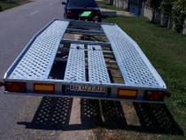 Tractari auto si diverse non stop cu platforma de 4,5 m
