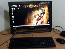 Impecabil ALL IN ONE ASUS PC Dual 4gb DDR3 500gb 20inch Web