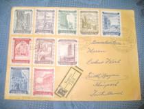 A569-Filatelie-Scrisori si Plicuri, F.D.C. vechi Austria.